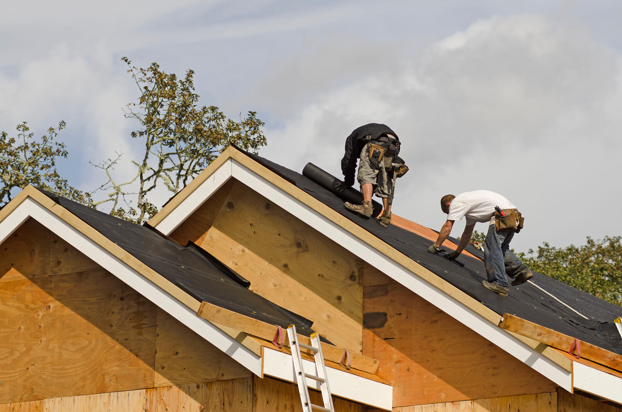 Dependable Roofing Contractor