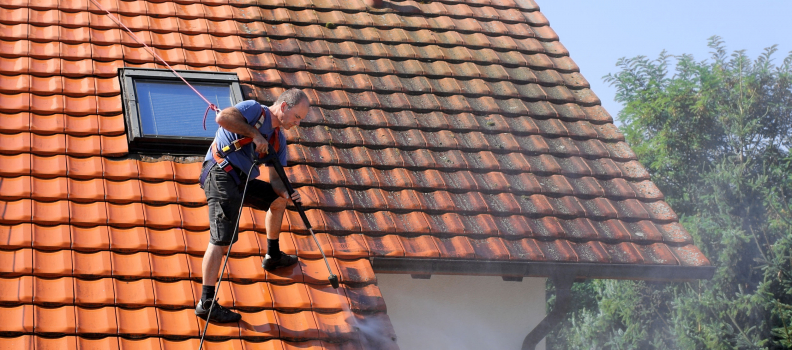 Home renovations include roofing projects