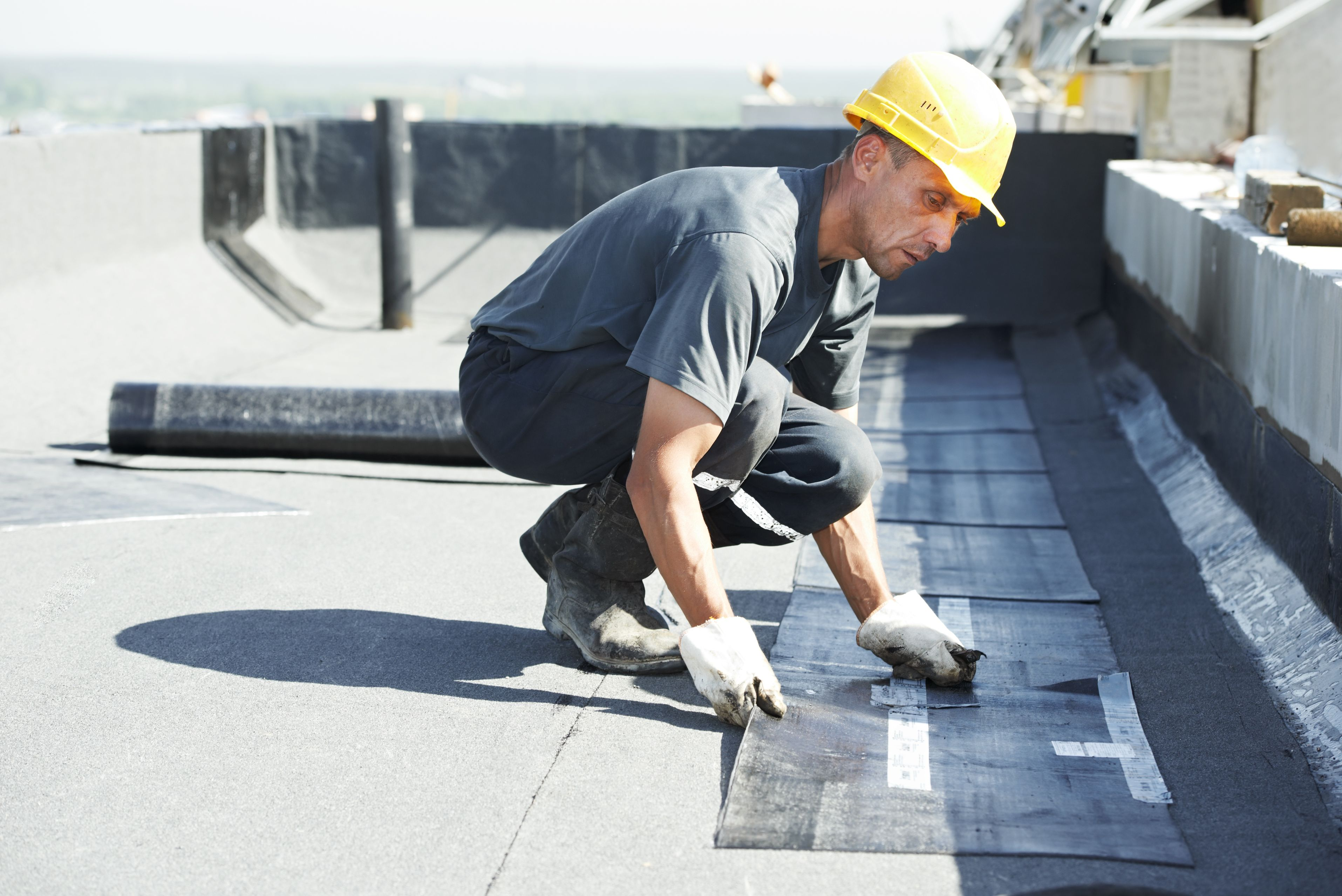Roofing Estimate Commercial Roof Repair