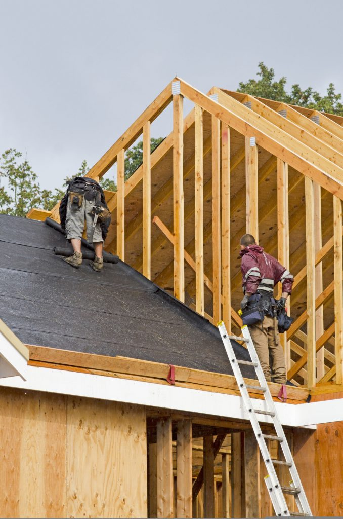 dependable roofing crew in Atlanta
