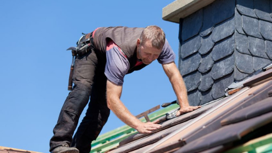 Make sure to hire a team of experts when replacing your roof, so that the job is done right. Contact SRC