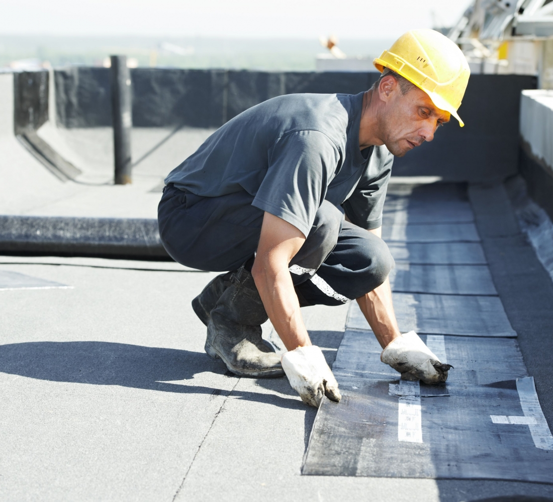 Commercial Roof Repair & Replacement