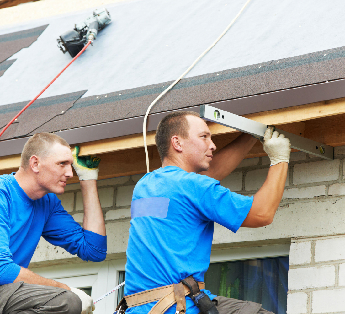 SRC Roofing Professionals To Your Rescue!