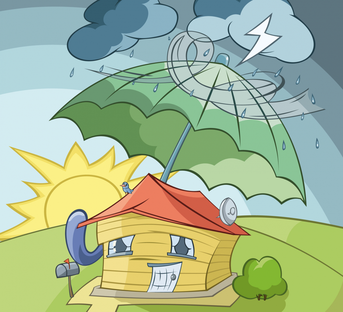 Learn The Warning Signs Of Roof Storm Damage
